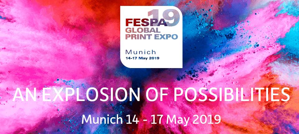 Fespa 2019 (Munich, Germany)