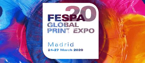 Fespa 2020 (Madrid, Spain)